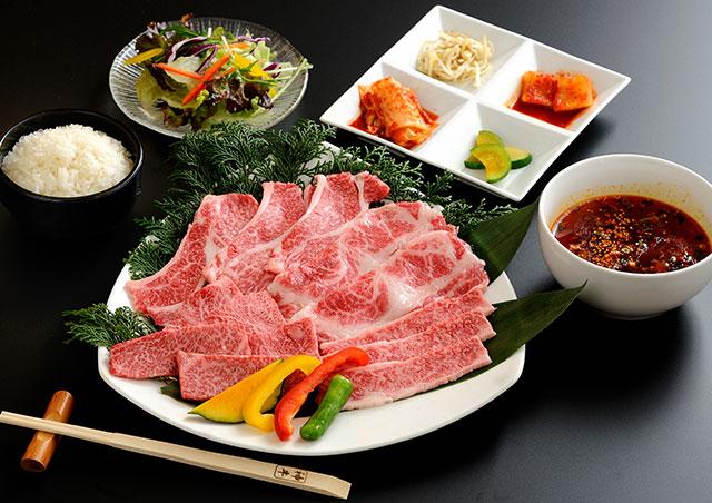 神戸牛ランチ