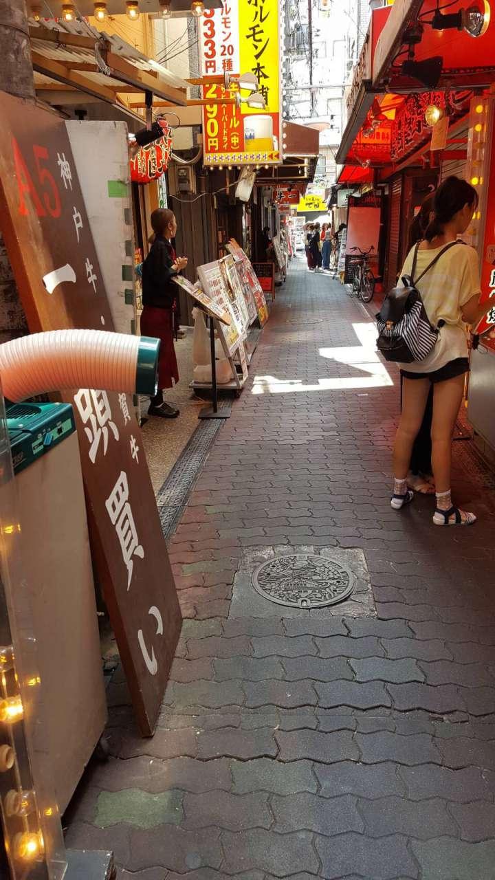 鶴橋・焼肉ストリート鶴橋の焼肉...